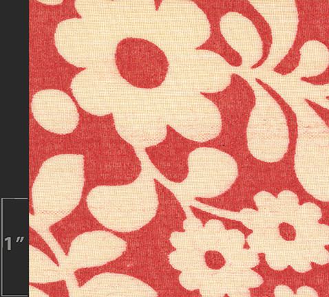 Marielle Bancou Segal coordinting printed textile designs for The Villager 1960s fashion swatch 3  Drexel Digital Museum 26