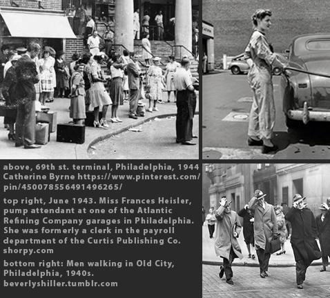 Max Raab Villager Philadelphia 1940s