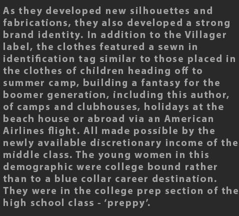 Max Raab Villager branding 1960s