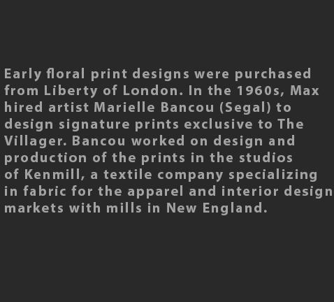 Max Raab Villager design details