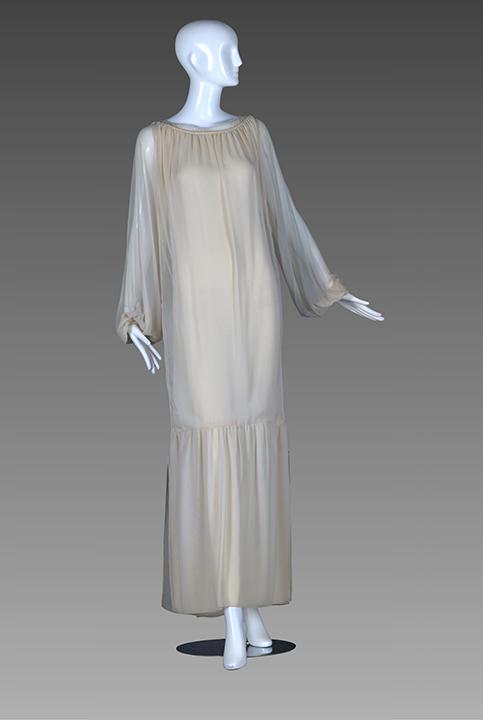 James Galanos, Afternoon Dress, 1976